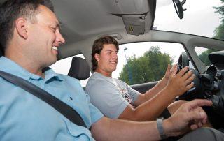 Driver Starting Procedure
